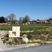 Terrain 618 m² Azur (40140)