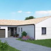 Maison 5 pièces + Terrain Roches-Prémarie-Andillé