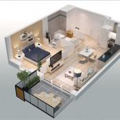 Vente appartement Thonon les bains 158000€ - Photo 2