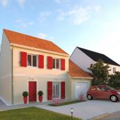 Maison avec terrain Vaucourtois 105 m²
