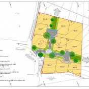 Terrain 345 m² Paulhac (31380)