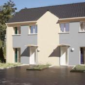 Maison 3 pièces + Terrain Montataire