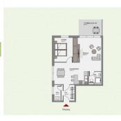 Mering, Apartment 2 rooms,