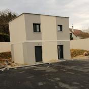 Ris Orangis, casa de campo isolada 5 assoalhadas, 70,5 m2