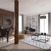 Paris 15ème, Appartement 3 pièces, 66,45 m2