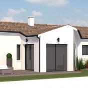 Maison 4 pièces + Terrain Saint-Palais-sur-Mer