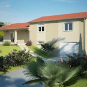 Terrain 90 m² Badinières (38300)