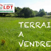 Terrain 1200 m² Crouy-Saint-Pierre (80310)