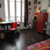 Paris 18ème, Apartment 2 rooms, 36 m2