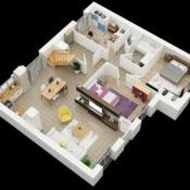 Maison 6 pièces + Terrain Saint-Just-Sauvage