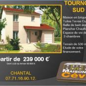 Maison 5 pièces + Terrain Tournon-sur-Rhône