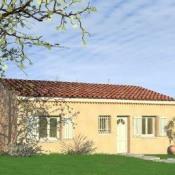 Maison 3 pièces + Terrain Beaurepaire