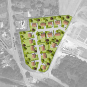 Terrain 426 m² Tilloy-Lez-Cambrai (59554)