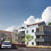 produit d'investissement Appartement 3 pièces Ville-la-Grand