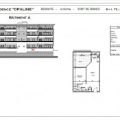 Vente appartement Fort de france 258 000€ - Photo 3