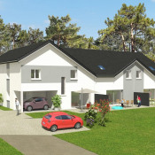 Maison 4 pièces + Terrain La Bridoire