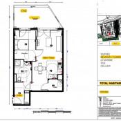 Mérignac, квартирa 2 комнаты, 53 m2