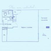 Montfavet, Studio, 31 m2