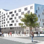 produit d'investissement Appartement 3 pièces Bordeaux