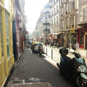 Paris 18ème, 25 m2
