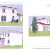 Maison 4 pièces + Terrain Pont-de-Chéruy