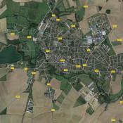 Terrain 600 m² Brou (28160)