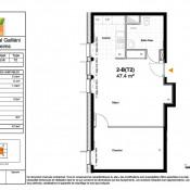 vente Appartement 2 pièces Reims