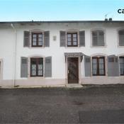 vente Maison / Villa 3 pièces Dieuze