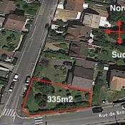 Terrain 335 m² Chelles (77500)