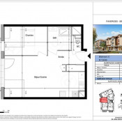 Vente appartement Faverges 235000€ - Photo 1