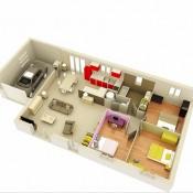 Maison 4 pièces + Terrain Saint Andiol