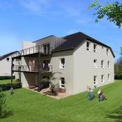 vente Appartement 3 pièces Kingersheim