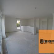 Champigny sur Marne, Двухуровневая квартира 4 комнаты, 88,55 m2