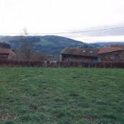 Terrain 1060 m² Tramayes (71520)