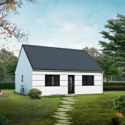 vente Maison / Villa 4 pièces Gauville-la-Campagne