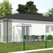 Maison 4 pièces + Terrain St Quentin de Baron