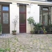 vente Loft/Atelier/Surface 2 pièces Paris 19ème