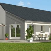Maison 4 pièces + Terrain Frénouville