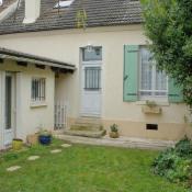 Vallangoujard, Maison de village 4 pièces, 78 m2