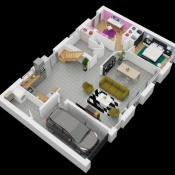 Maison 6 pièces + Terrain Brunoy