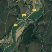 Terrain 1105 m² Gissey-sur-Ouche (21410)