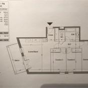 Aix les Bains, Appartement 4 pièces, 80 m2