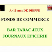 vente fonds de commerce Boutique Aubermesnil Beaumais