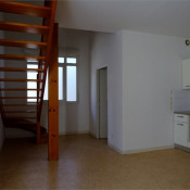 Bayonne, Двухуровневая квартира 2 комнаты, 50 m2