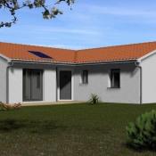 Maison 5 pièces + Terrain Pont-du-Château