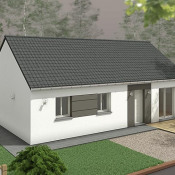 Maison 4 pièces + Terrain Préaux