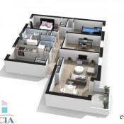 vente Appartement 4 pièces Roquemaure