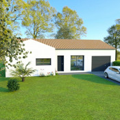 Maison 4 pièces + Terrain La Verrie