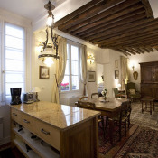 Paris 4ème, Apartment 3 rooms, 49.97 m2