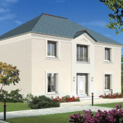 Maison 5 pièces + Terrain Lagny-le-Sec